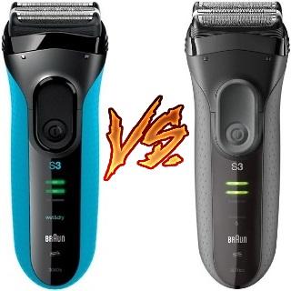Braun 3040s vs 3050cc