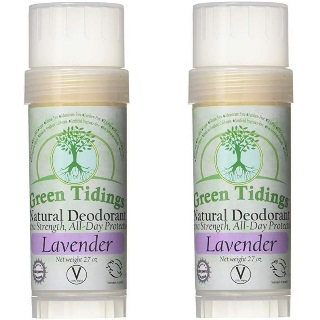 Green Tidings All-Natural Deodorant