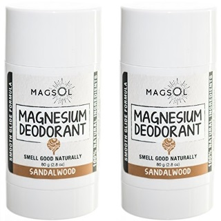 Sandalwood Magnesium Deodorant