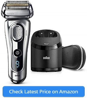 Braun Series 9 9290cc| Top Rated Razor