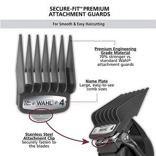 Guide comb of Wahl Clipper Elite Pro #79602