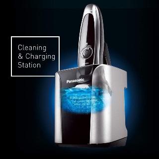 Panasonic ES-LV95-S Arc5 cleaning station