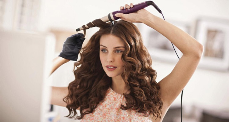 Best curling iron for thick hair