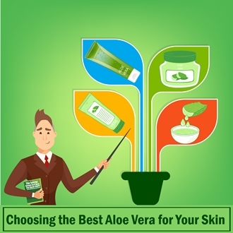 Choosing the Best Aloe Vera for Your Skin
