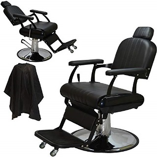 LCL Beauty's Extra-Large Barber's Chair
