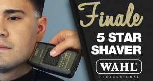 Why The Wahl Finale 5 Star Shaver is Your Next Purchase
