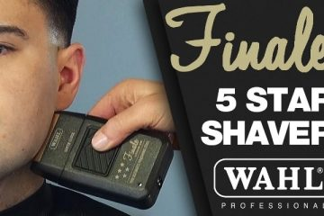 Wahl Finale Five Star Shaver