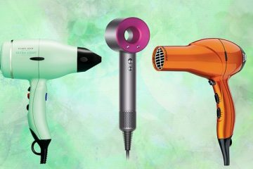 Best Lightweight Hair Dryer