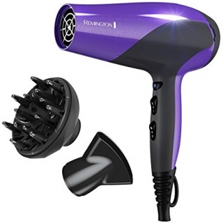 Remington Hair Dryer with Ionic Technology D3190