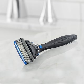 Schick Hydro 5 Design and Comfort