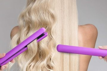 Best 2 in 1 hair straightener and curler