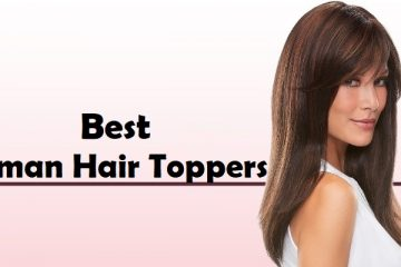 Best Human Hair Toppers