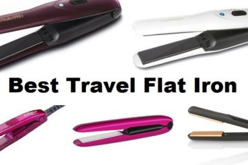 Best travel flat iron