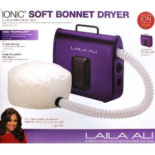 Laila Ali Ionic Soft Bonnet Dryer