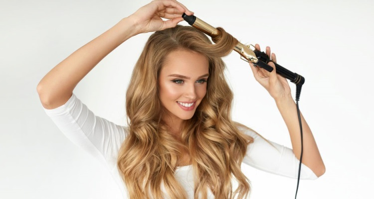 Best Curling Iron for Big Curls