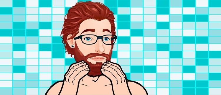 Consider beard conditioning
