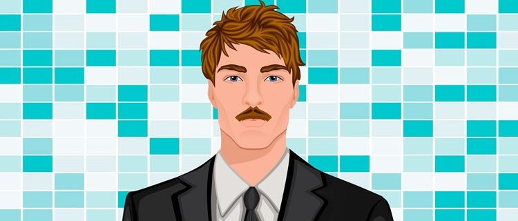 Tomselleck mustache