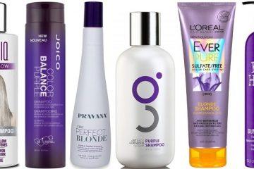 Best Purple Shampoo for Silver Hair