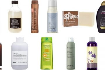 Best Shampoo for Frizzy Hair