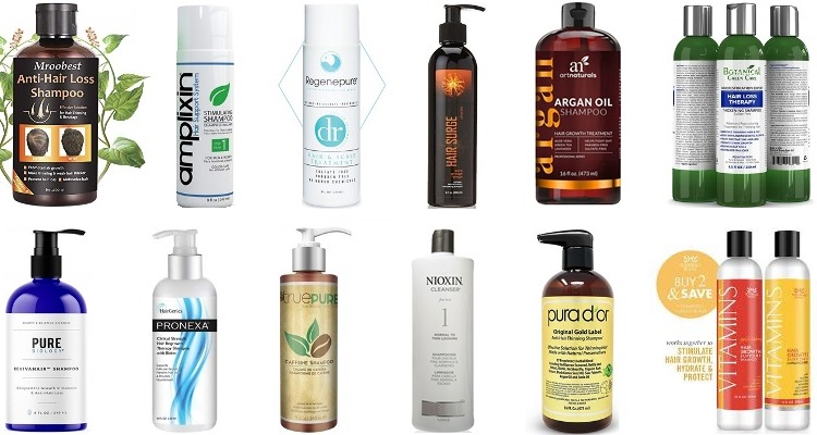 Best Shampoo For Hair Growth Achieve Thicker Hair Fast