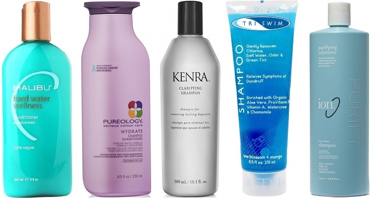 Best Shampoo for Hard Water: Top 7 Picks To Keep Your Hair