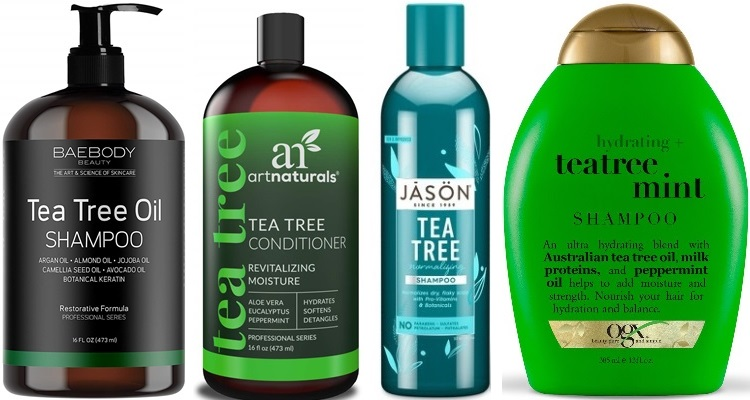 Top 7 Tea Tree Oil Shampoo Reviews Updated August 2019