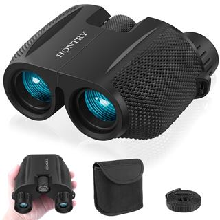 Hontry - Compact Binoculars for Bird Watching