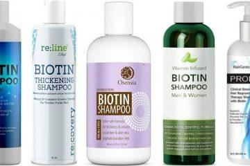 Best Biotin Shampoo