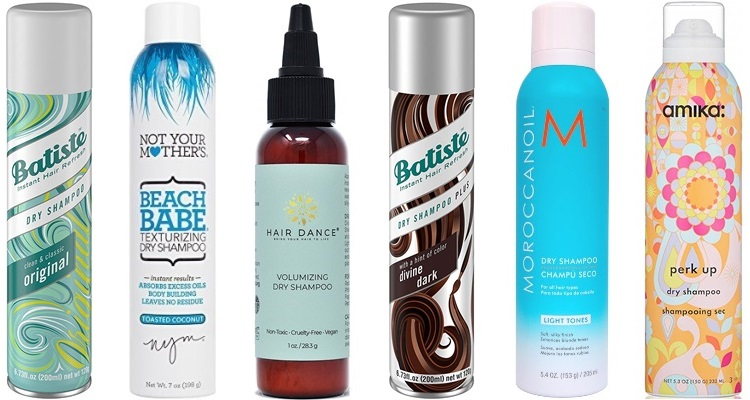 Best Dry Shampoo for Oily Hair: Top 7 Choices for Greasy