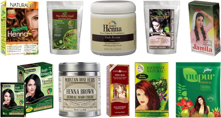 7 Best Henna Hair Dyes Review Updated August 2020