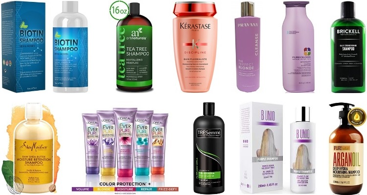 10 Best Sulfate-Free Shampoos for Color-Treated Hair ...