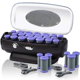 INFINITIPRO BY CONAIR Instant Heat Ceramic Rollers