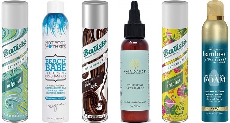 5 Best Dry Shampoos for Curly Hair in 2019