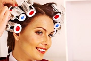 Best hot rollers for short hair
