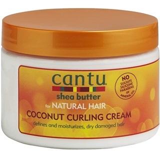 Cantu Coconut Curling Cream