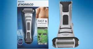 Philips Norelco Bodygroom Series 7100: Body Grooming Made Easy
