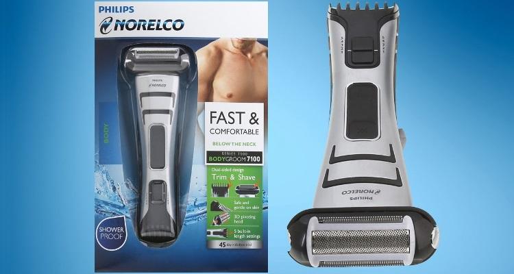 Philips Norelco Bodygroom Series 7100