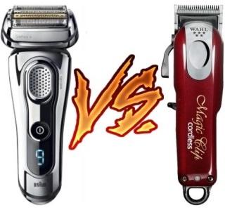 Shaver vs. Clipper
