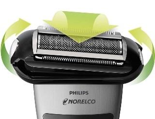Shaving Head Philips Norelco BG2040/49