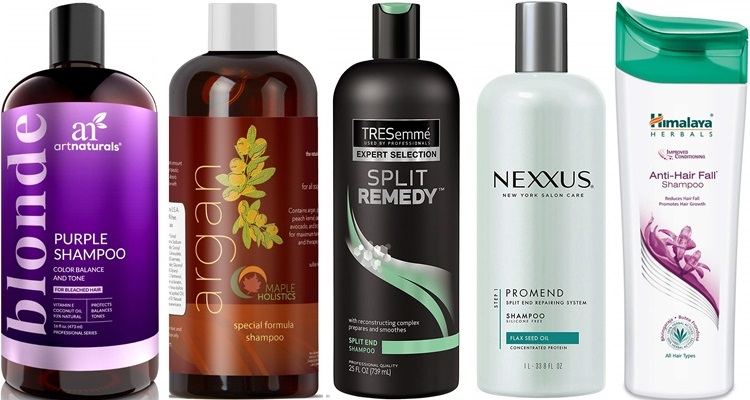 Best Shampoo for Split Ends