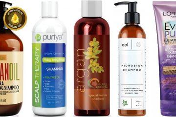 Best Sulfate Free Dandruff Shampoo