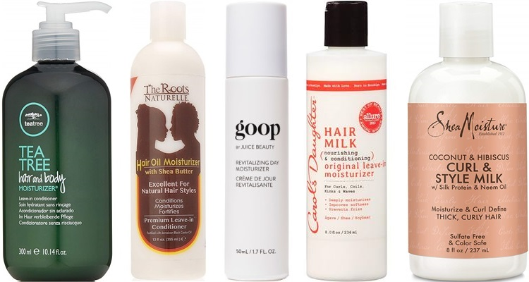 Best hair moisturizer for black men