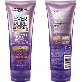 L'Oreal Paris Hair Care EverPure Sulfate Free Shampoo