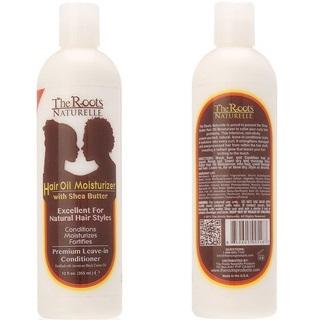 The Roots Naturelle Premium Hair Oil Moisturizer