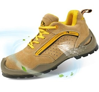 SAFETOE Mens Safety Work Shoes - L7296