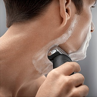 Braun series 7 7865cc Shaving Comfort