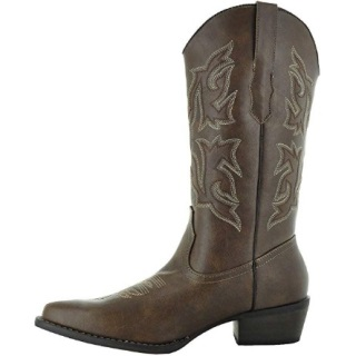 Country Love Pointed Toe Women's Cowboy Boots W101-1001