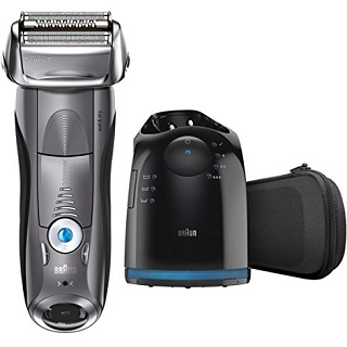 Braun series 7 7865cc look and feel