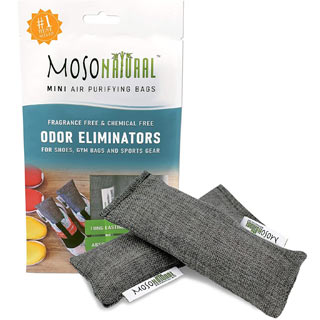 MOSO NATURAL Shoe Odor Eliminator