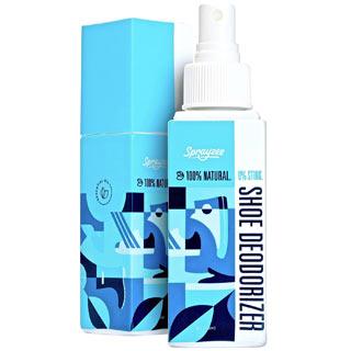 Sprayzee #1 Rated Natural Shoe Deodorizer Spray